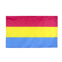 Xiangying  90x150cm Omnisexual LGBT pride pansexual Flag