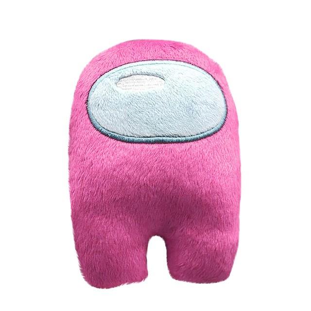IN STOCK 10cm Among Us Plush Toys Animal Among Us Game Stuffed Doll Kawaii Figure Peluche Brinquedos Christmas Gift for Kids