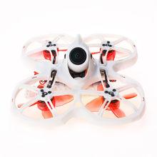 EMAX Tinyhawk II 75mm 1-2S Whoop FPV yarış Drone RC helikopter Drones BNF FrSky D8 Runcam cam 25/100/200mw VTX 5A Blheli_S ESC