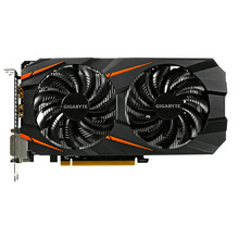 Graphics-Card OC Nvidia Geforce Gtx 1060 Gigabyte Pc-Used GDDR5 3G with Gddr5/192bit-Memory