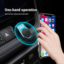 1Pcs Auto Halter Telefon Air Vent Magnet Montieren Mobile Für Jeep Cherokee Compass Patriot Renegade Rubicon Wrangler