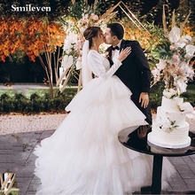 Smileven бохо свадебное платье сексуальное на бретельках robe