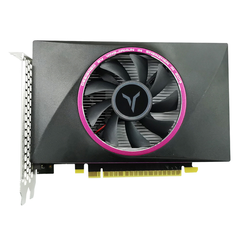 Yeston <font><b>GeForce</b></font> <font><b>GTX</b></font> <font><b>1050Ti</b></font> GPU 4G GDDR5 128Bit Gaming Graphics Card DVI-D+HDMI+DP <font><b>NVIDIA</b></font> Desktop Computer PC image