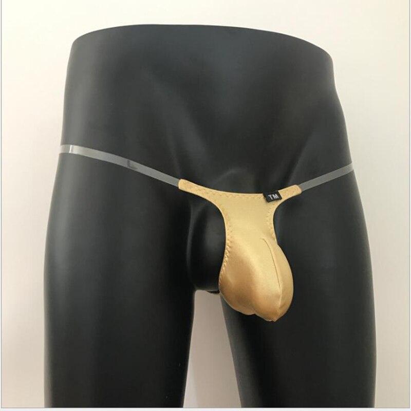 Men's Hot Big Cock Pouch Sexy Man G Strings  Lingerie Underwear