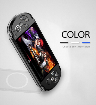 Video Retro Game Console X9 ForPSVita Handheld Game Player for PSP Viat Retro Games 5.0 inch Screen TV Out with Mp3 Movie Camera 2