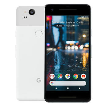 Перейти на Алиэкспресс и купить Одна белая SIM-карта Google Pixel 2 4 ГБ/128 ГБ