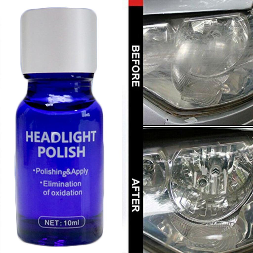 Car Scratch Remover Car Polish High Density Headlight Polish Liquid Cars Restoration Fluid Durable Car Repair жидкое стекло ##0