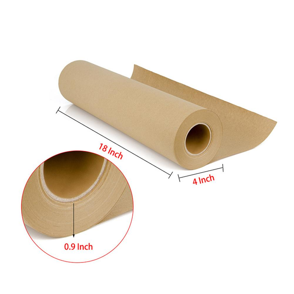 Butcher Kraft Paper Roll 18inch170ft Wrapping Paper for Beef Brisket FDA Approved Perfect for Smoking BBQ Meats Cooking Paper