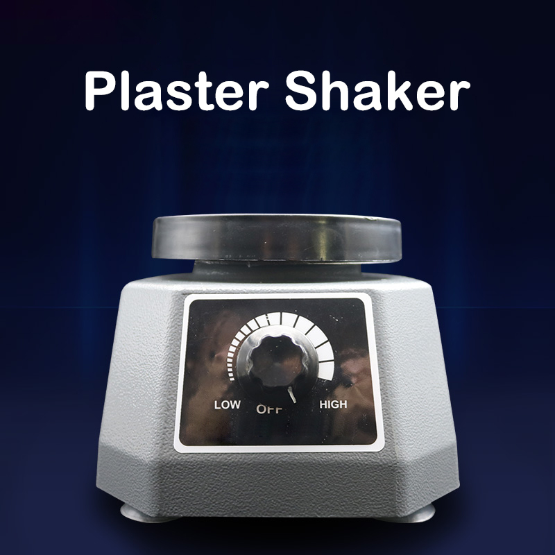 Dental Plaster Shaker Disc Plaster Shaker Dental Dental Dental Equipment Mechanic Plaster Model