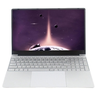 15.6 인치 노트북 8 gb ram 512 gb ssd 인텔 셀러론 j3455 1080 p fhd 디스플레이 windows 10 전체 레이아웃 키보드