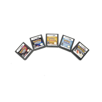 DS 3DS NDSi NDS Lite Game Card DS Game Card Pokemon Gold Heart Gintama / Beauty Pokemon Black Pokemon White Card 2