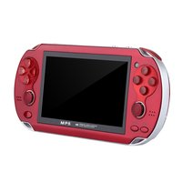 Mini Video Game Console for Playstation PSP Game Machine Double Joystick 4.3Inch Screen 8G Memory Video Camera MP4