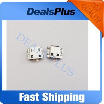 Nowe gniazdo micro USB gniazdo typu B złącze ładowania dla Samsung B7722 B7722i C3530 I5700 I5800 580 I717 I7500 I8000 I8510 7pin