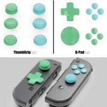 Skull & Co. FPS nakładka na drążek na przełącznik do nintendo Lite silikonowa skóra Animal Crossing uniwersalny wysoki uchwyt na kciuki D PAD Button
