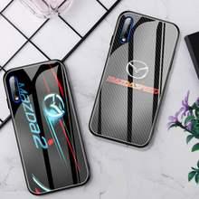 Funda de teléfono de lujo para coche, cubierta de cristal para Huawei P30 Lite 20 Por P9 10 Honor 8X9 10 NOVA 5