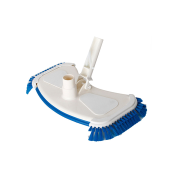 Pool Clean Brush Spa Vacuum Head Cleaning Tool Suction Head Pond Fountain Vacuum Cleaner Brush Hot Spring Vacuum Cleaner 32mm vacuum cleaner brush head home use mixed horse hair oval cleaning brush head vacuum cleaner accessories tool