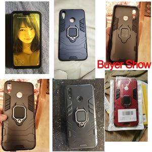 Image 5 - KISSCASE Per Il Caso di Huawei Honor 10 6X 8X Max Armatura Custodie Supporto Del Telefono Copertura Per Huawei Y9 2019 P20 P30 pro Lite Coque