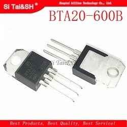 10pcs/lot BTA20-600B BTA20-600 BTA20 600B 600 Triac 600V 20A