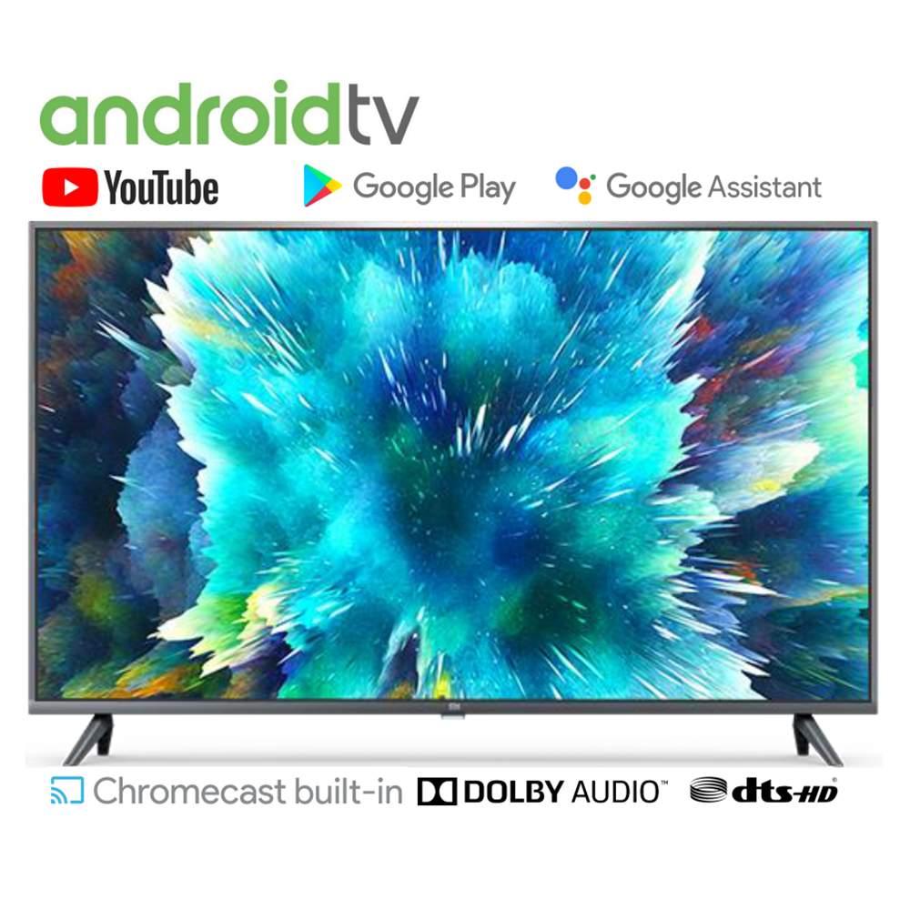 Xiaomi Mi TV 4S International Version 43 Inch 2GB RAM 8GB ROM Dolby AUDIO DTS-HD WIFI Android 9.0 4K UHD Smart TV Voice Control