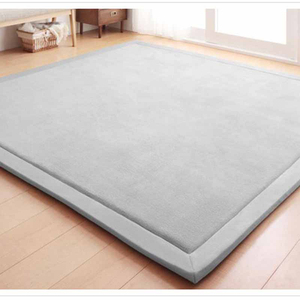 Image 3 - Chpermore Simple Tatami Mats Large Carpets Thickened Bedroom Carpet Children Climbed Playmat Home Lving Room Rug Floor Rugs