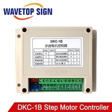 WaveTopSign 산업용 타입 DKC 1B 스테퍼 모터 컨트롤러 1 축 펄스 발생기 서보 모터 PLC 속도 조절