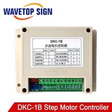 WaveTopSign endüstriyel tip DKC 1B kademe motoru kontrolörü tek eksenli atım jeneratörü Servo Motor PLC hız ayarı