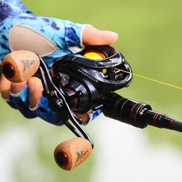 Best 100% Original High Speed Fishing Reel Fishing Reels cb5feb1b7314637725a2e7: Spartacus Black|Spartacus Green|Spartacus Lake Blue|Spartacus Plus|Spartacus Red|Spartacus Silver|Spartacus Yellow