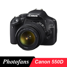 Canon 550D DSLR Cameras Digital Camera with 18-55mm Lens Kit