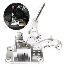 DWCX Автомобиль серебро K-Tuned коробка переключения передач ручка переключения передач подходит для Acura RSX/K серии двигателя EG EK