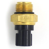 Radiator Fan Thermo Detect Switch for Suzuki 17680 50F70 LTA500 QuadMaster 500 LTA500F Vinson 4WD LTF500F LTF500F LTZ400|Temperature Sensor| |  -