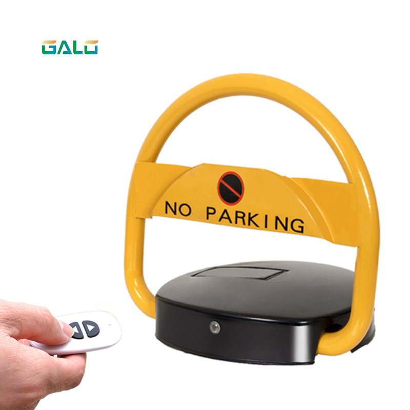 Waterproof Anti-collision Thickened Solar Automatic Parking Lock Solar Remote Control Car Parking Lock Parking Barrier
