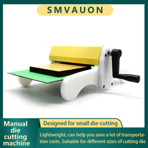 Die Cutting Machine Manual Scrapbook Knife Molds Paper Embossed Cloth Paper Cutting Diy Tool Decorative Leather Blanking Forming
