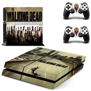 Image 5 - The Walking Dead PS4สติกเกอร์Play Station 4สติกเกอร์ผิวเกมสำหรับPlayStation 4 PS4คอนโซลและคอนโทรลเลอร์สกินไวนิล