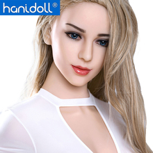 Hanidol Silicone Sex Dolls 165 cm Love Doll Big Big Big Breast Ass Realistic Lifelike Vagina Oral Anal TPE Sex Doll for Men hdk 140 cm 4 5 ft silicone sex doll for men solid full size tit ass japanese sex robot realistic breast vagina love sex doll