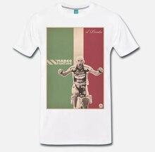 Camiseta marco pantani ciclismo campione il pirata cesenatico 3 s-M-L-XL-2XL-3XL