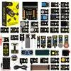 Keyestudio – Kit de démarrage à capteur 45-en-1, électronique, pour les projets BBC Micro:bit + 45, avec boîte cadeau