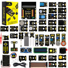 Keyestudio 45 in 1 Sensor Starter Kit Electronic Diy Kit For BBC Micro:bit+45 Projects W/Gift Box