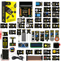 Keyestudio 45 in 1 Sensor Starter Kit Elektronische Diy Kit Für BBC Micro:bit V2 + 45 Projekte W/Geschenk Box