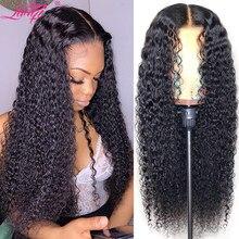 perruque longue cheveux humain Perruque bob lace front wig brésilienne naturelle non remy crépue-cheveux bouclés | Cheveux courts, 13x4, Free to, perruque pour femmes