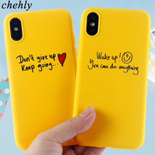 Inspirational text Phone Case for iPhone X XR XS Max 8 7 6 S Plus Funny Cases Soft Silicone Fitted Cell Accessories Covers