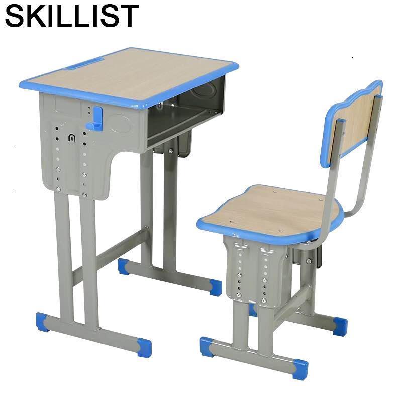 Children De Estudo Kindertisch Desk Mesa Y Silla Infantil Baby And Chair Adjustable For Kinder Bureau Enfant Study Kids Table