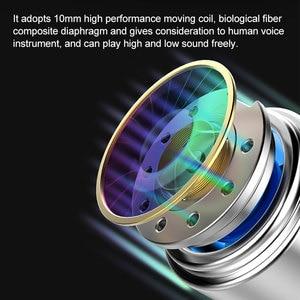 Image 4 - S1 Dual Drive Stereo Tai Nghe Nhét Tai Tai Nghe Thể Thao Tai Nghe Nhét Tai Có Mic Cho Xiaomi iPhone Samsung Mp3 Tai Nghe Chơi Game tai Nghe