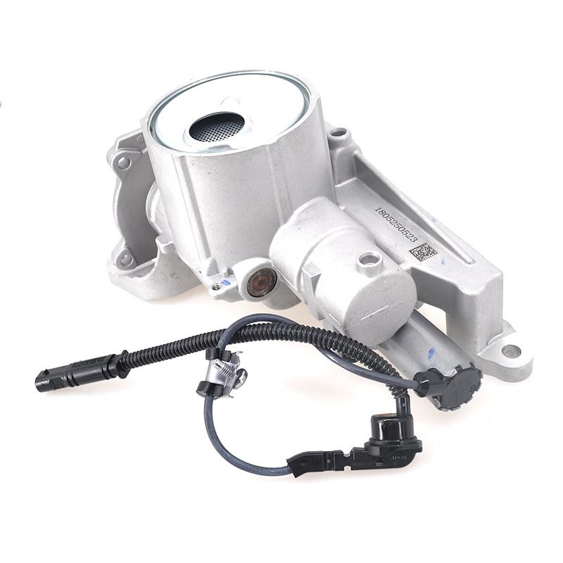 Véritable Moteur Pompe à Huile pour PSA Citroen /& Peugeot 1.4 1.6 VTI THP EP6 EP6DT