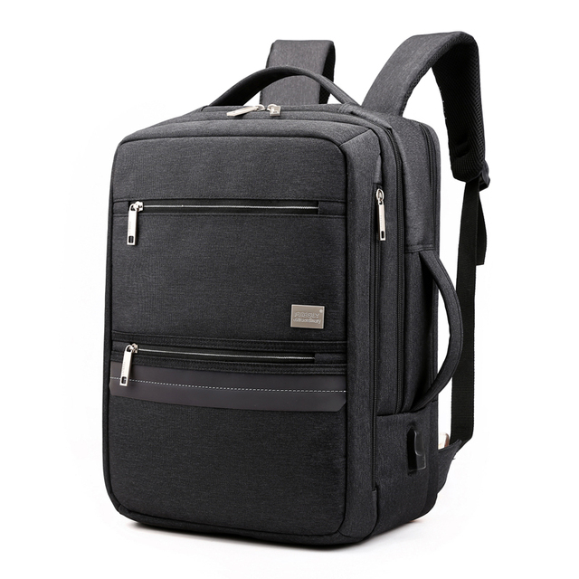 Men's Travel Backpacks Bags and Wallets Unisex color: Black|Blue|Dark Gray|Gray