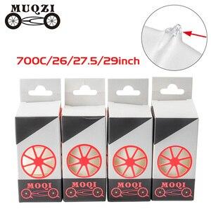 MUQZI 2 шт. велосипедная защита от проколов 700C/26/27.5/29 MTB дорожный велосипед Защита от проколов