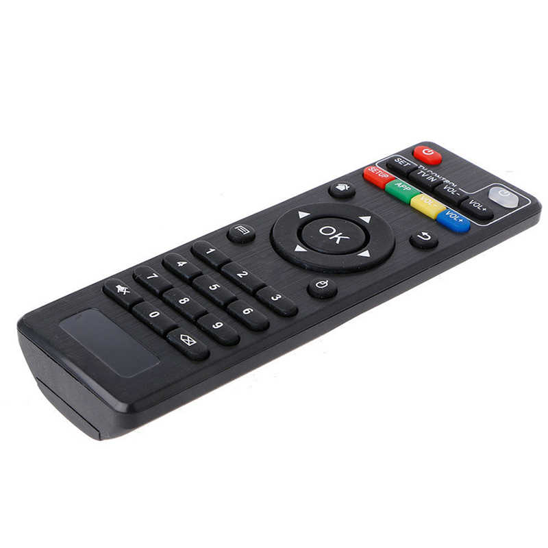 Universal IR Remote Control untuk Android TV Box H96 Max/V88/Mxq/TX6/T95X/T95Z plus/TX3 X96 Mini Pengganti Remote Controller