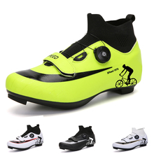 Men Sneakers Shoes Mountain-Bike Mtb Athletic Ciclismo Racing Women Sapatilha Original