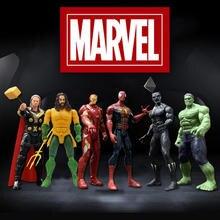 12///30cm marvel vingadores batman flash superman aquaman homem aranha thanos hulk homem de ferro thor wolverine figura de ação brinquedo presente do miúdo