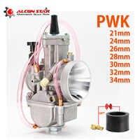 Alconstar-Universal PWK 21 24 26 28 30 32 34 2T 4T Motorrad Vergaser Mit Power Jet für Yamaha Für Mikuni Koso Für ATV