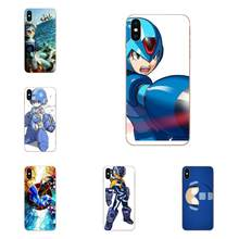 For Huawei Honor Mate 7 7A 8 9 10 20 V8 V9 V10 G Lite Play Mini Pro P Smart Soft Wholesale Megaman Mega Man X (character)(China)